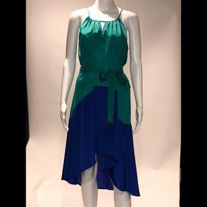 Eight Sixty silky dress